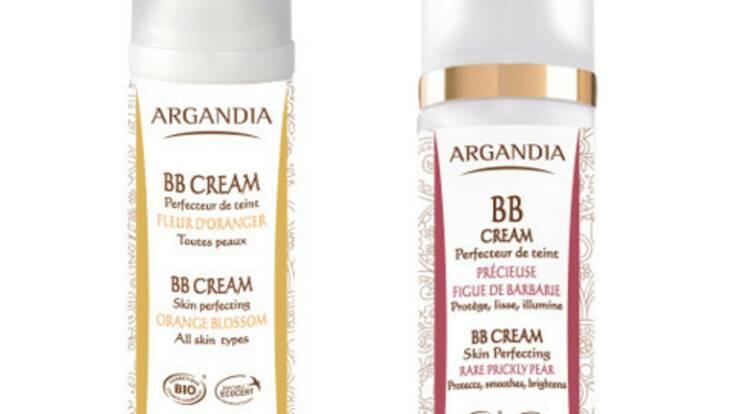 Argandia se met à la BB Cream