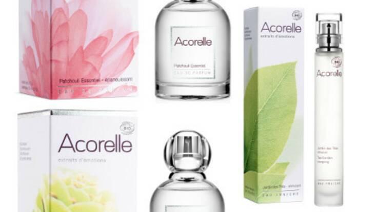 La Happiness Therapy des parfums Acorelle