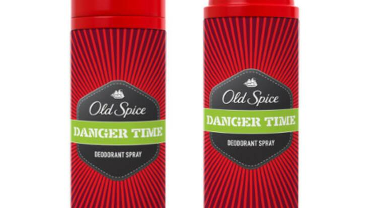 Smell like a man avec Old Spice