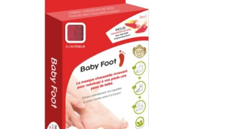 Baby Foot, l'astuce peau neuve pour nos pieds
