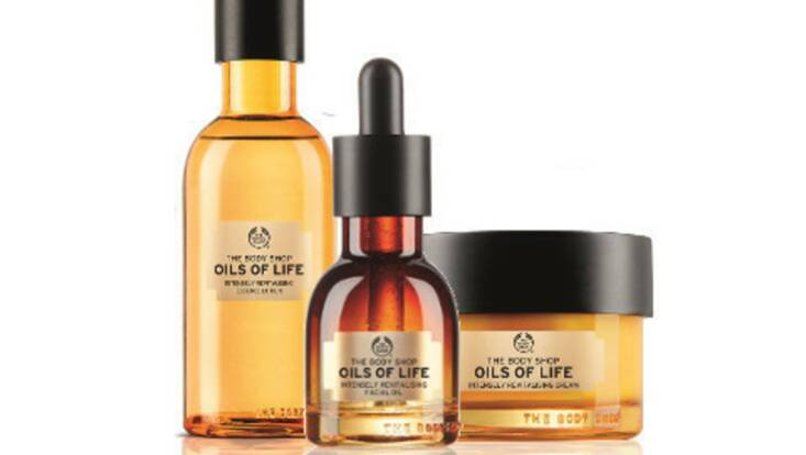 Oils of Life, un nouveau rituel visage signé The Body Shop