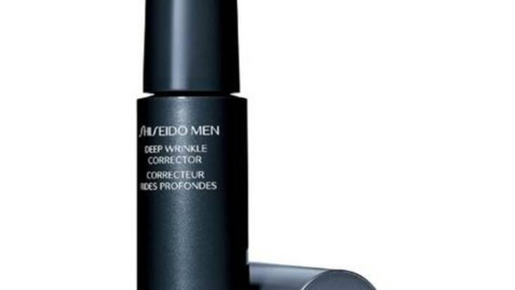 Shiseido Men s\'attaque aux rides profondes
