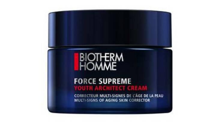 Biotherm Homme agrandit la gamme Force Suprême