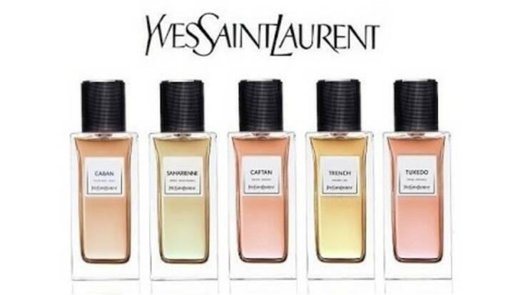 Le Vestiaire Des Testeuses Parfums On Yves Laurent Adore Les Saint jAL54R