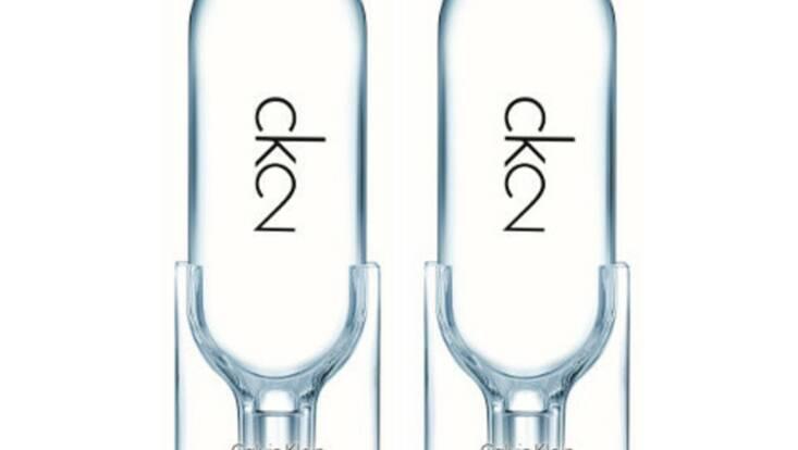 CK2, la nouvelle fragrance mixte Calvin Klein