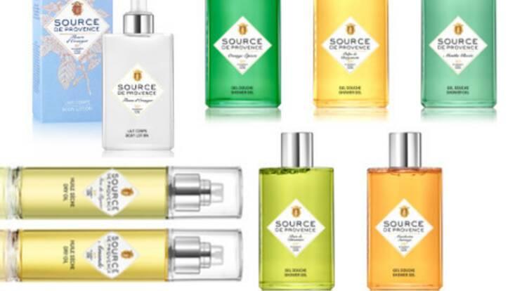 Source de Provence ou l'eau de source provençale au service de la peau