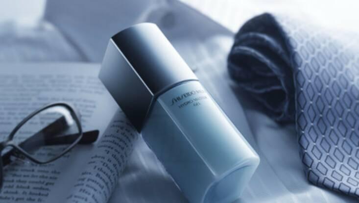 Hydro Master Gel, une vague de fraîcheur par Shiseido Men