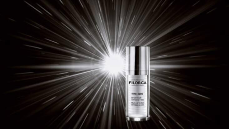 Time-Zero, la nouvelle arme médi-cosmétique signée Filorga