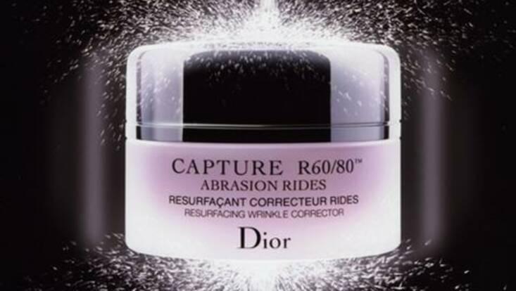 De nouvelles armes anti-rides chez Dior