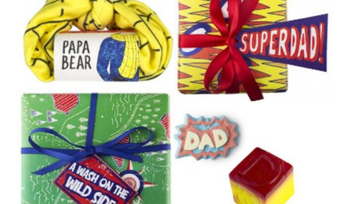 Lush célèbre tous les super-daddys