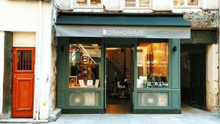 Bonhomme, le temple du grooming 100% masculin