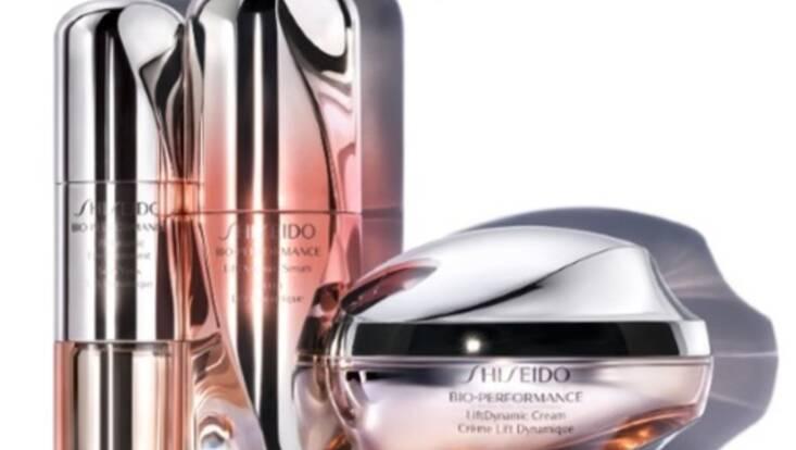 Lift Dynamique, la nouvelle collection Bio-Performance Shiseido