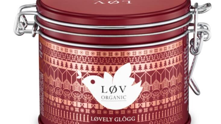 Løvely Glögg, l'infusion venue du froid par Løv Organic