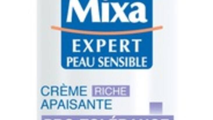Mixa prend soin aussi des peaux intolérantes
