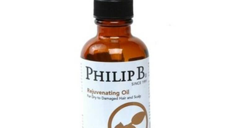 Le soin cheveux des stars par Philip B