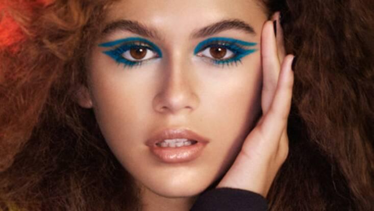 Kaia Gerber, la nouvelle égérie Marc Jacobs Beauty 2017