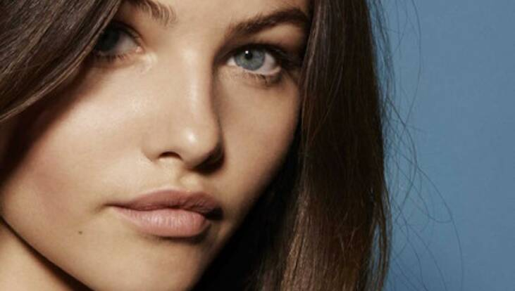Thylane Blondeau devient égérie internationale L'Oréal Paris
