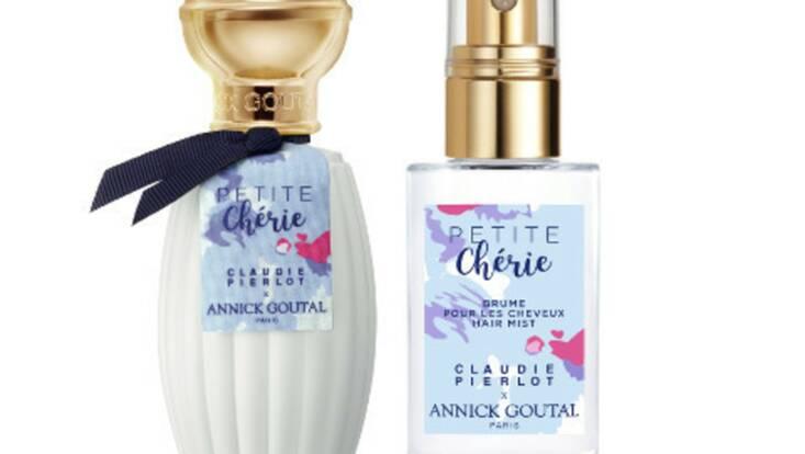 Annick Goutal et Claudie Pierlot célèbrent Petite Chérie