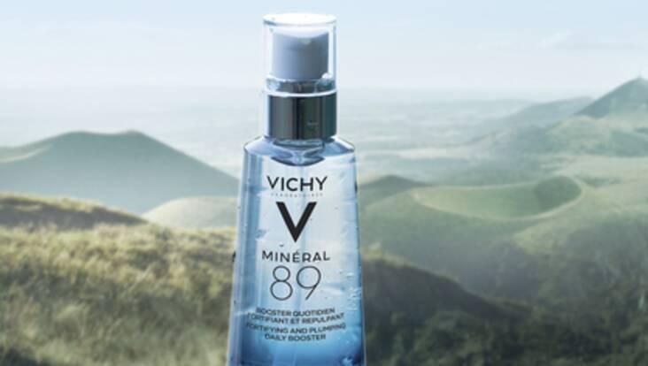 Vichy invente un nouveau geste de soin essentiel