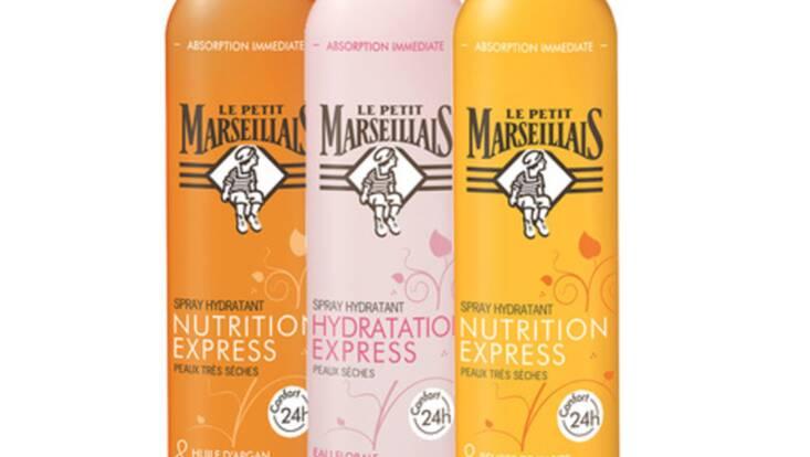 Hydratation express avec Le Petit Marseillais