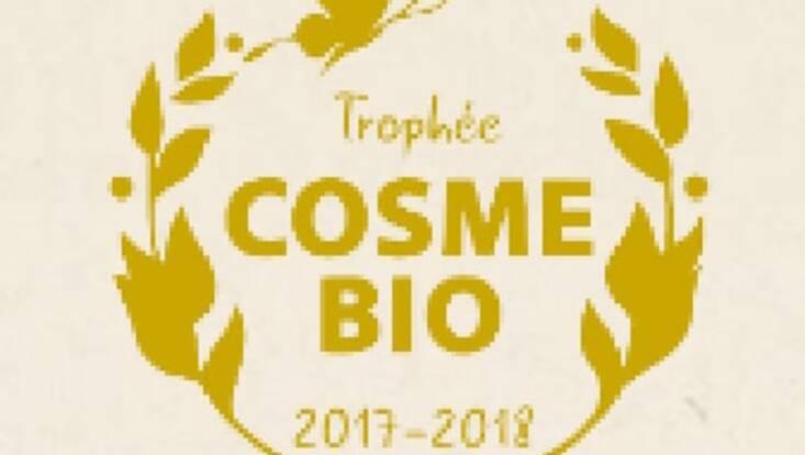Cosmébio : les lauréats des Trophées de l'Excellence Cosmétique 2017/2018