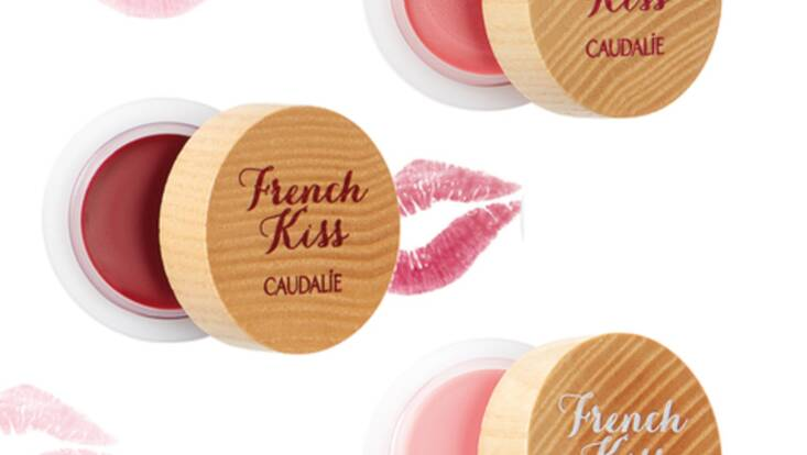 French Kiss de Caudalie, pour des lèvres belles à croquer