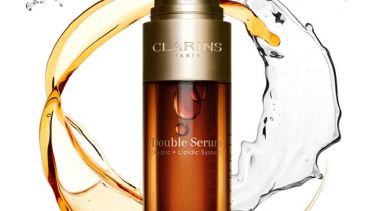 En 2017, la saga Double Serum continue chez Clarins