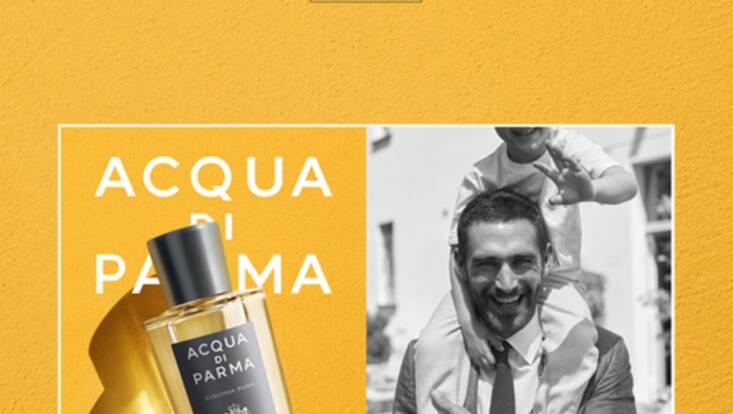 Acqua Di Parma réinvente la fraîcheur avec Colonia Pura