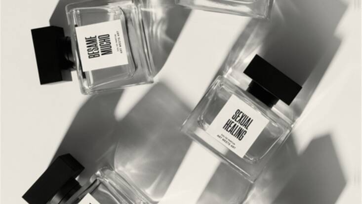 On adore... Art Meets Art, les parfums qui chantent