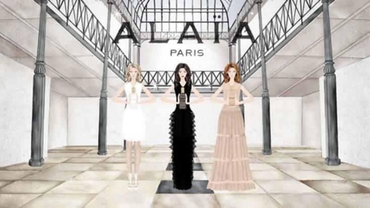 """Nude, le troisième parfum """"couleur"""" d'Azzedine Alaïa"""