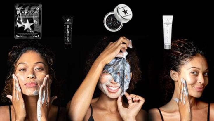 Glamglow ou la beauté glam, glow and fun