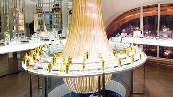 Des Ateliers-Découverte du Parfum par Guerlain