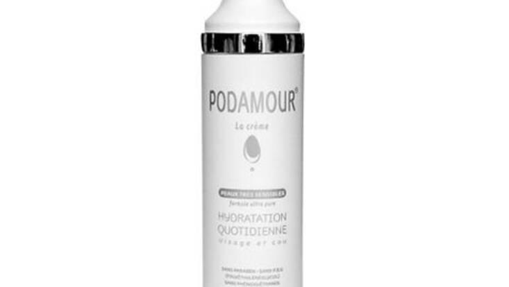 Podamour, premier kit de survie des peaux sensibles