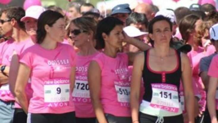 Avon, partenaire d\'Odyssea dans la lutte contre le cancer du sein