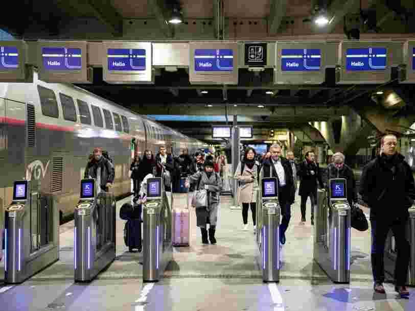 La SNCF suspendrait les contrôles des billets à cause du coronavirus