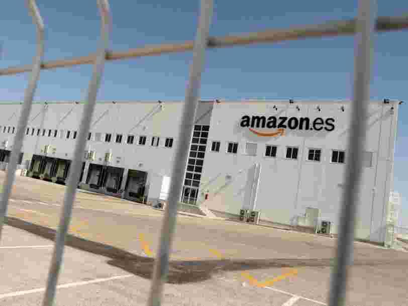 Amazon aurait refusé de fermer deux entrepôts espagnols malgré trois cas confirmés de coronavirus