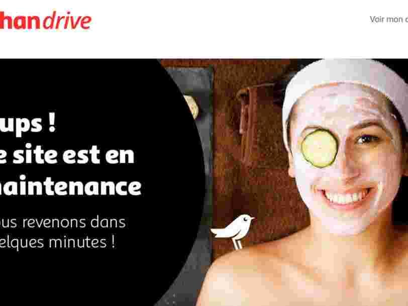 Coronavirus : les Français se jettent sur les drives, les commandes explosent