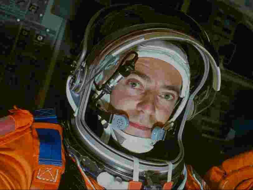 L'astronaute Jean-François Clervoy donne 3 conseils aux personnes confinées chez elles
