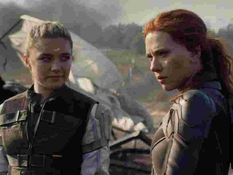 Disney reporte la sortie de 'Black Widow' et de deux autres films prévues en mai