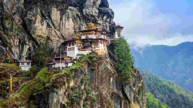 16 maisons construites dans des endroits improbables