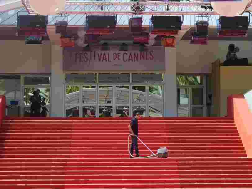 Le Festival de Cannes annonce finalement qu'il ne pourra pas se tenir aux dates prévues
