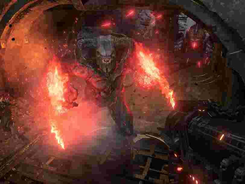 'DOOM Eternal' est le premier grand jeu de 2020 et l'échappatoire dont nous avons besoin en cette période compliquée
