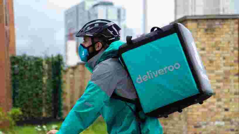 Avec Deliveroo, vous pouvez vous faire livrer des produits Franprix à domicile