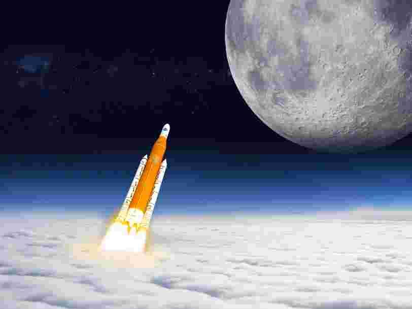 Le retour sur la Lune prévu par la NASA en 2024 pourrait être compromis par la crise sanitaire