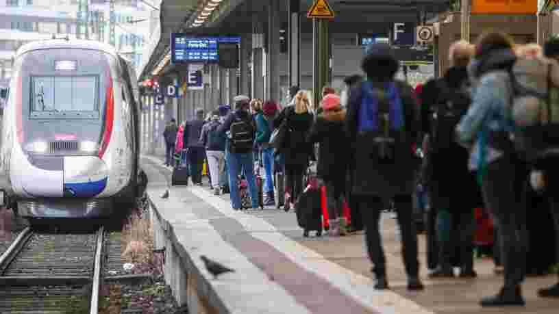 La SNCF rend les TGV et Intercités gratuits pour les personnels soignants