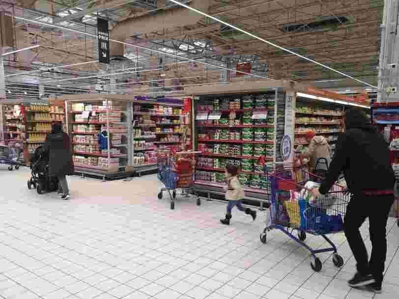 Auchan, Carrefour, Lidl... Ces distributeurs vont donner 1 000 € de prime à leurs salariés