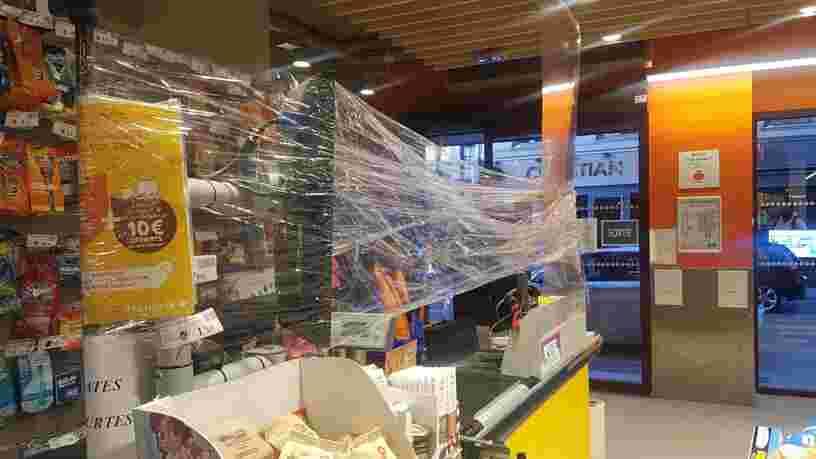 Intermarché, Franprix, Leclerc... Certains supermarchés durcissent les consignes pour faire ses courses