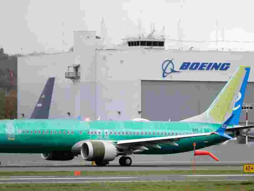 Boeing prévoit de relancer la production de 737 Max d'ici mai malgré la crise sanitaire