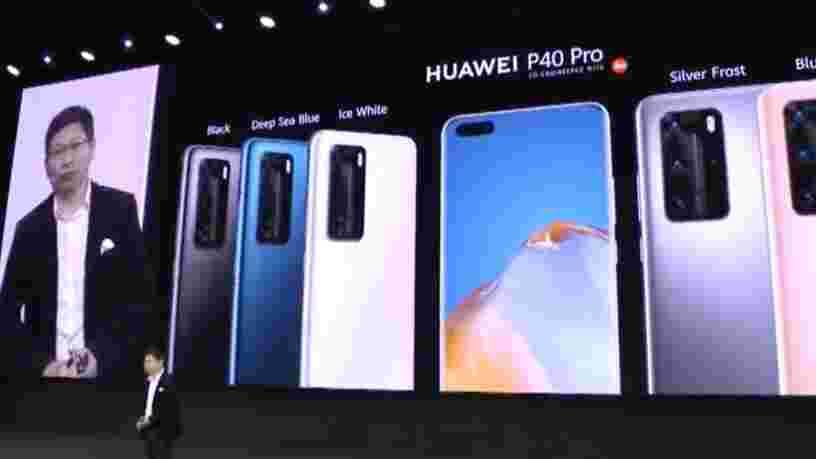 Le Huawei P40 utilisera par défaut le moteur de recherche français Qwant... mais seulement en France