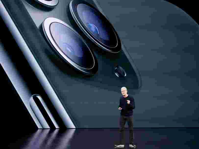 La sortie de l'iPhone 12 pourrait être retardée de deux mois à cause du coronavirus selon des analystes